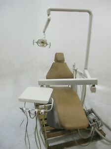 Used Royal Signet Dental Exam Chair W Operatory Delivery Light Best Price