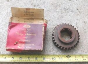 Nos Transmission Low Reverse Gear 1935 38 Dodge Plymouth Chrysler Desoto