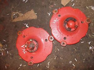 1952 Case Vac Tractor Front Hub To Hold Rim Center Cap