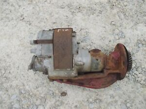Mccormick Deering Farmall F12 Tractor Engine Motor Magneto Drive Mount Bracket