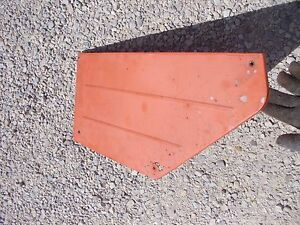 Case Vac 14 Tractor Original Hood Side Cover Panel