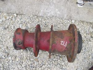 Farmall F12 F14 Tractor Original Ih Rear Axle Housing