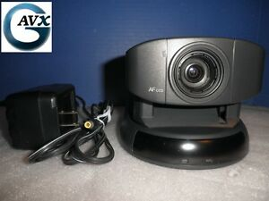 Sony Evi d30l Camera 30day Warranty Includes Power Supply Ptz pan tilt zoom