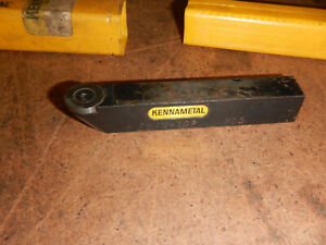 Kennametal Metla Lathe Tool Holder With Round Insert Rkan 10p Nd5