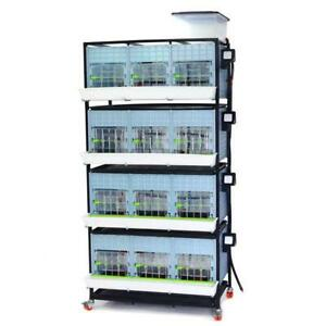 Chick Brooder 4 Layer H 15 hygienic Breeding Pen Durable Easy To Clean