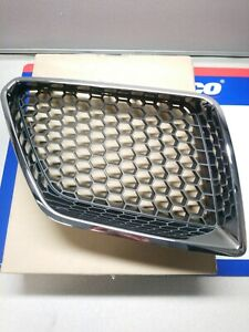 2008 2009 Genuine Gm Pontiac G8 Passenger Side Grill Grille W Chrome Insert