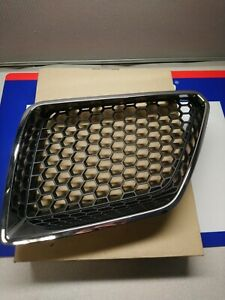 2008 2009 Genuine Gm Pontiac G8 Driver Side Grill Grille W Chrome Insert