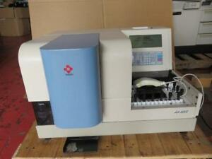 Tosoh Bioscience Aia 600 Ii Automated Enzyme Immunoassay System W Barcode Scan