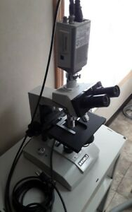 Great Used Meiji Dental Medical Laboratory Microscope Machine Best Price
