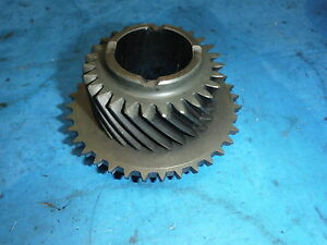 Nv1500 Chevrolet S 10 5 Speed Transmission 27 Tooth 5th Gear