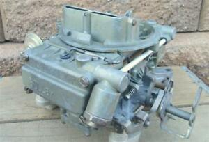 Oem Mopar Holley Carb List 3667 1967 383 440 Engines 2843151 Dated 603 Oct 1966