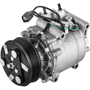 Up Ac Compressor For 2001 Honda Civic 1 7l 97 01 Prelude 2 2l Co 10541ac Seat