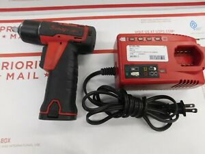 Snap On Tools Ct625 7 2v 1 4 Cordless Impact Wrench Kit W Ctb6172 Battery