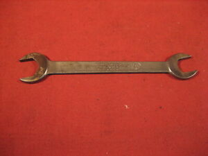 Vintage Hinsdale Specialty Thin Wrench 3 4 7 8 T24 28
