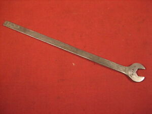 Vintage Cornwell Specialty Thin Wrench 9 16