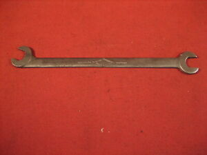 Vintage Miller Tool Mich Chrome Vanadium Specialty Thin Wrench