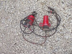 Massey Harris 33 Tractor Orignl Mh Engine Motor Distributor Drive Coil Holder