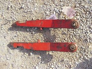 Farmall 300 350 400 450 560 504 806 706 Tractor Fasthitch 2pt To 3pt Conversion