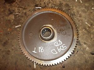 Farmall 504 Diesel Rc Tractor Ih Ihc Pto Power Take Off Main Drive Gear 81t