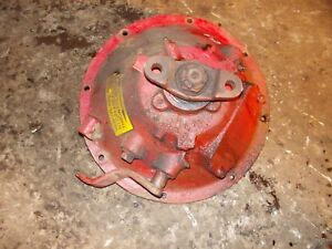 Mccormick Farmall F12 Tractor Ih Ihc Engine Motor Rear Housing