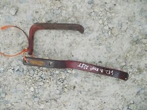 Farmall F12 F14 Tractor Original Ih Foot Rest Brackets Bracket 2