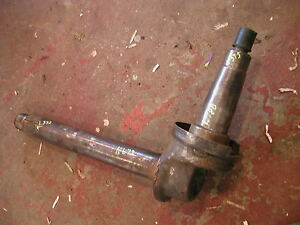 John Deere Oliver Farmall Ford Tractor Heavy Duty Wide Frontend Steering Spindle