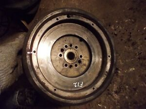 Mccormick Farmall F12 Tractor Ih Engine Motor Flywheel Bearing