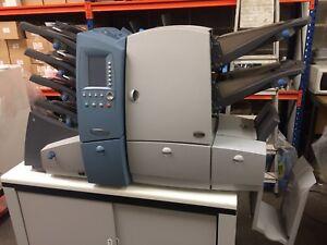 Folder Inserter Mailing Machine Direct Mail Pitney Bowes Di600