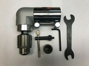 Milwaukee 48 06 2871 Right Angle Drive Attachment And 1 2 Milwaukee Chuck