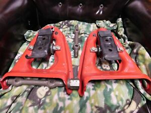Ford Maverick Upper Control Arms W Spring Seats And Ball Joints New