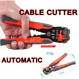 Automatic Wire Cutter Stripper Plier Cable Crimper Terminal Stripping Tool