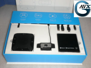 Polycom Roundtable 100 1y Wrnty Zoom Skype Sfb Teams Video Conference System