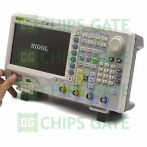 1pcs New Rigol Function arbitrary Waveform Generators Dg4062 60mhz 500msa s 14