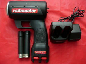 Decatur Railmaster Radar Gun Kph