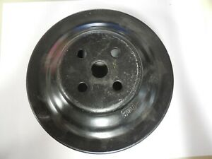Used Original 1968 1969 Ford Fairlane 289 302 351w Water Pump Pulley C7oe 8509 D