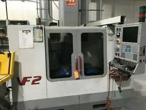 Vf2 Haas 3 axis Cnc Vertical Machining Center 28708