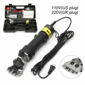 320w Sheep Shears Goat Clippers Shearing Farm Animal Livestock Shave Grooming