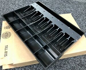 New Apg 600382 109 pt Till Assembly Cash Drawer Insert Pk 15ta 03 For Micros 18