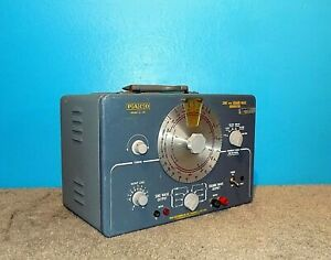 Paco Model G 34 Sine And Square Wave Generator Free Shipping