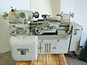 Monarch 10 Ee 10 X 20 Precision Tool Room Lathe 12 1 2 Swing Very Clean