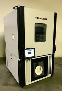 Thermotron Se 600 3 3 Temperature Test Chamber Environmental Humidity Year 2006