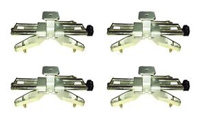 4 Pc Alignment Wheel Clamps Fits To 25 Rims Fits Hunter Dsp John Bean Hoffman