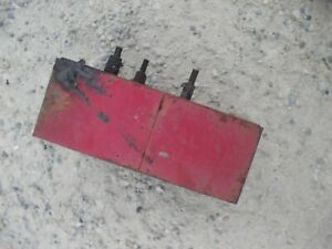 Farmall 300 400 450 350 Rc Tractor Ih Ihc Tool Box For Under Gas Tank Bolts