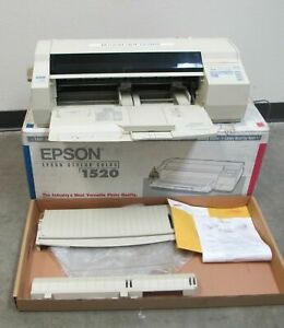 Epson P892a Stylus Color 1520 Large Format Inkjet Printer