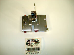 Hobart Toaster Carriage Lever Assy 00 352841 00002 Oem Part Fits Et And Ct