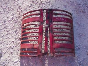International 300 350 Utility Tractor Orignal Factory Ihc Front Nose Grill