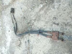 Farmall 400 450 Rowcrop Tractor Ih Ihc Good Working Rear Hydraulic Line Lines