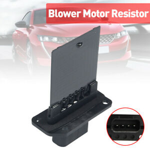 Front Heater Blower Motor Resistor For 2004 2011 Ford F 150 973 444 4p1361