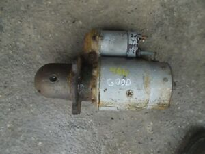 Farmall 400 450 Gas Ih Ihc Tractor Good Working Engine Motor Starter Assembly