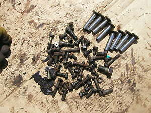 8 Ford 4000 Tractor Ford Engine Motor Lifters Engine Bolts